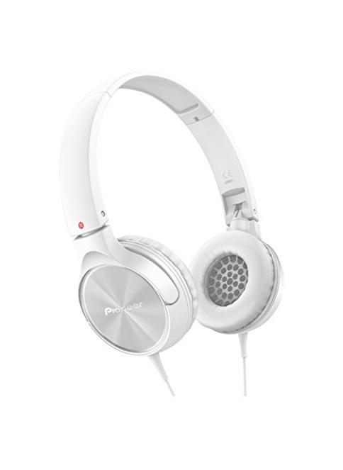 Pioneer SE-MJ522-W Kulaküstü Kulaklık Beyaz